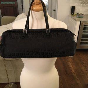 Authentic Fendi Black Bag